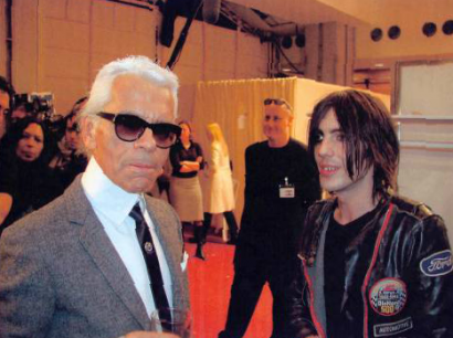 Vive la Fete with Karl Lagerfelt
