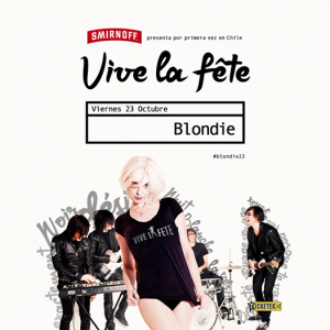 Vive la Fete Chile Blondie 2015