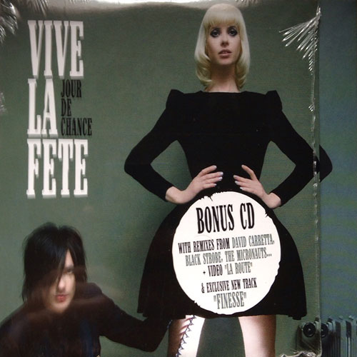 Vive la Fete – Jour de Chance plus bonus CD