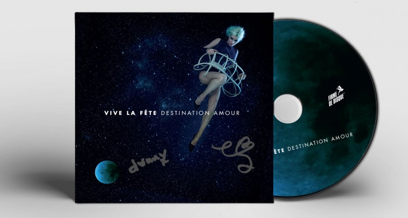 Vive la Fete - Destination Amour signed